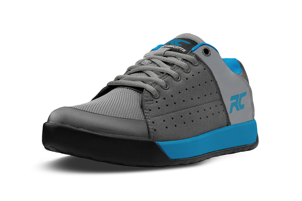 RIDE CONCEPTS LIVEWIRE YOUTH CHARCOAL/BLUE