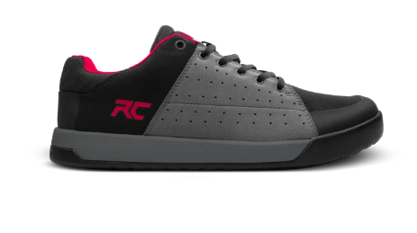 RIDE CONCEPTS LIVEWIRE YOUTH CHARCOAL/RED