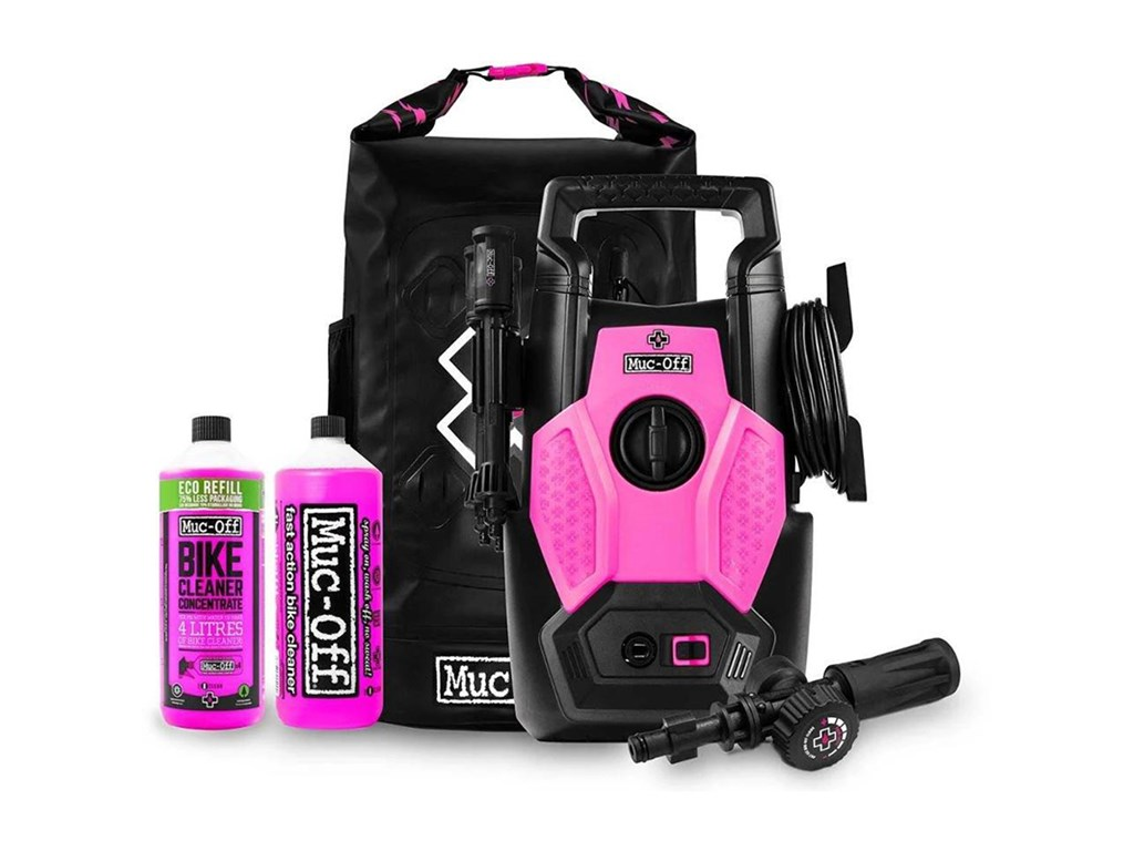MUC-OFF Pressure Washer Bundle –