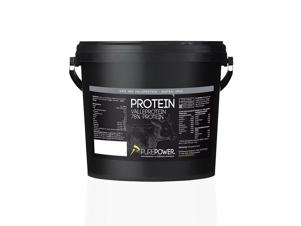 PUREPOWER Protein drink Neutral