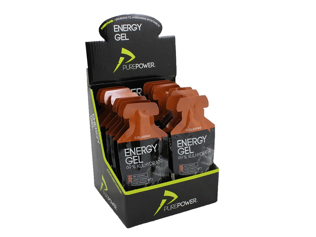 PUREPOWER Energy gel Cola