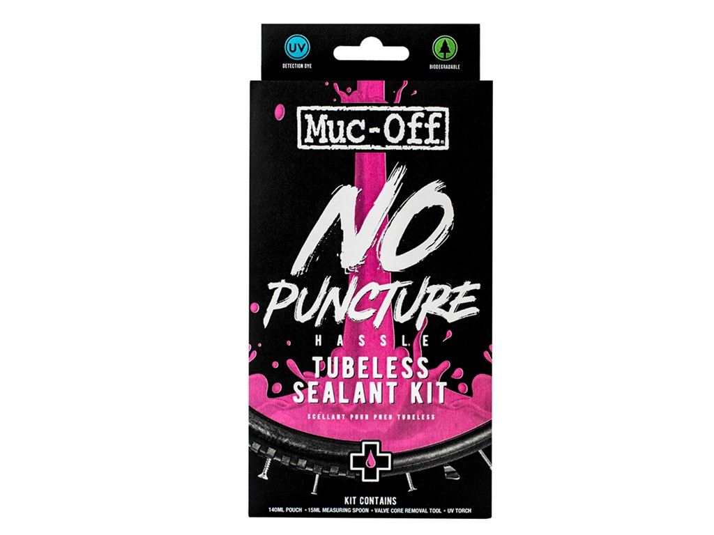 MUC-OFF No Puncture Hassle Tubeless