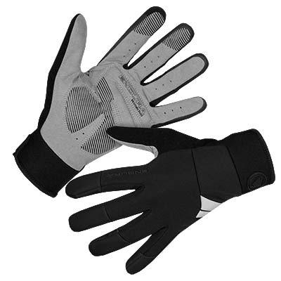 Windchill Glove: Black – M