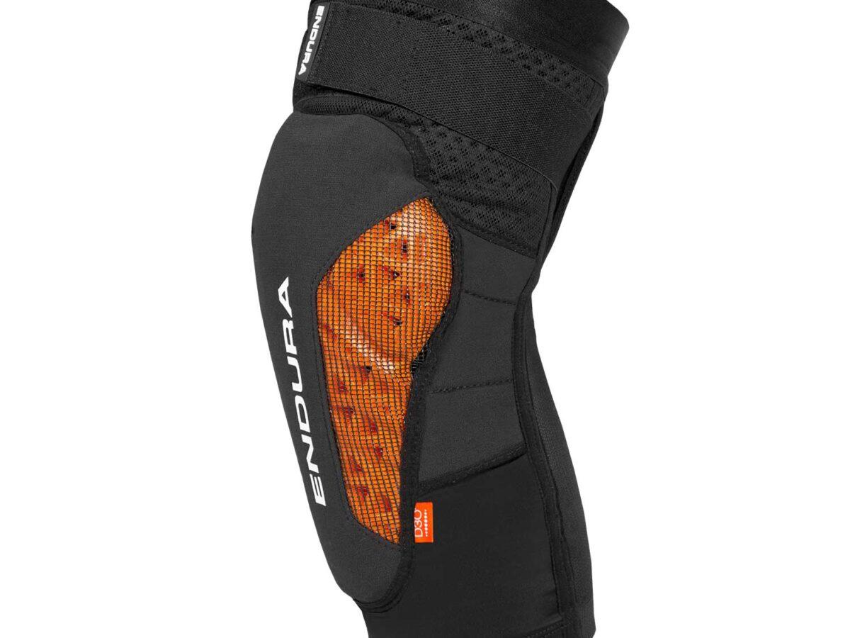 MT500 Lite Knee Pad: Black – M-L