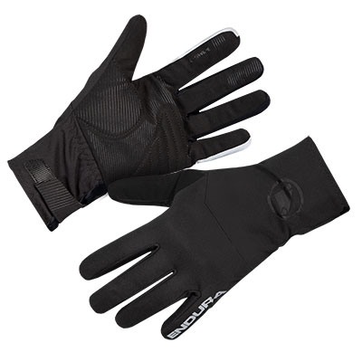 Deluge Glove : Black – XS