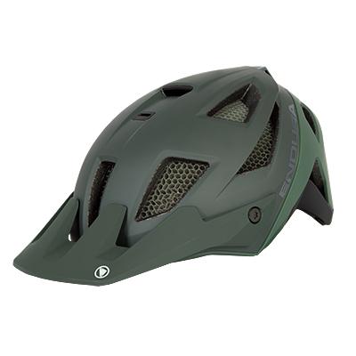 MT500 Helmet: ForestGreen – M-L