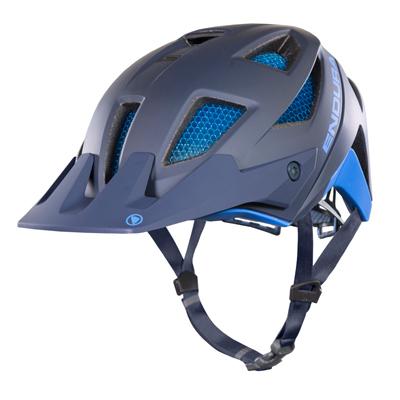 MT500 Helmet: Navy – M-L