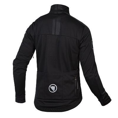 Windchill Jacket II: Black – M