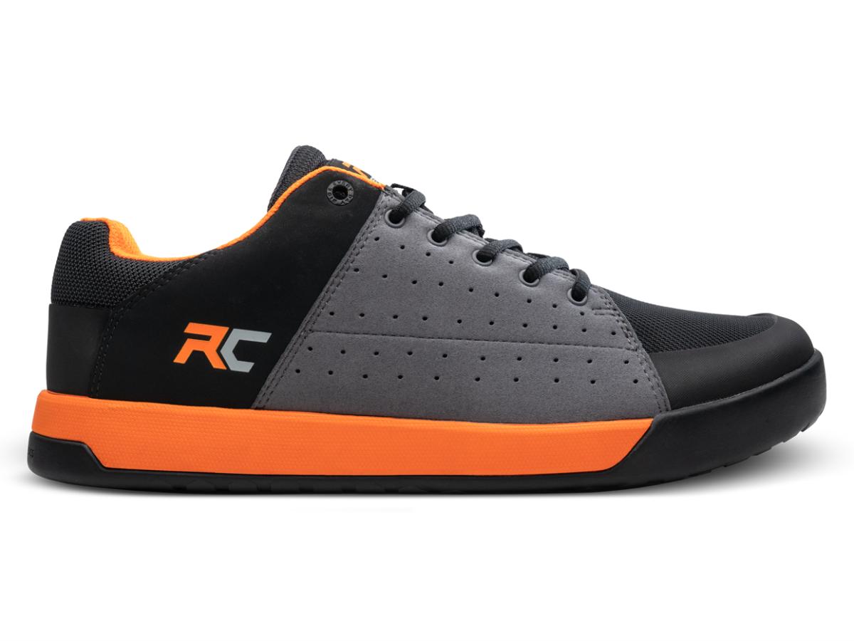 Ride Concepts LiveWire Charcoal/Orange