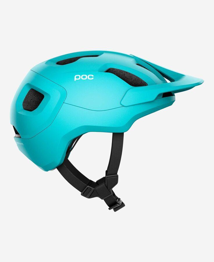 POC Axion Spin Kalkopyrit Blue Matt