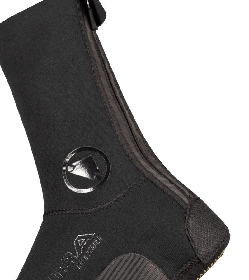 MT500 Overshoe: Black – XXL