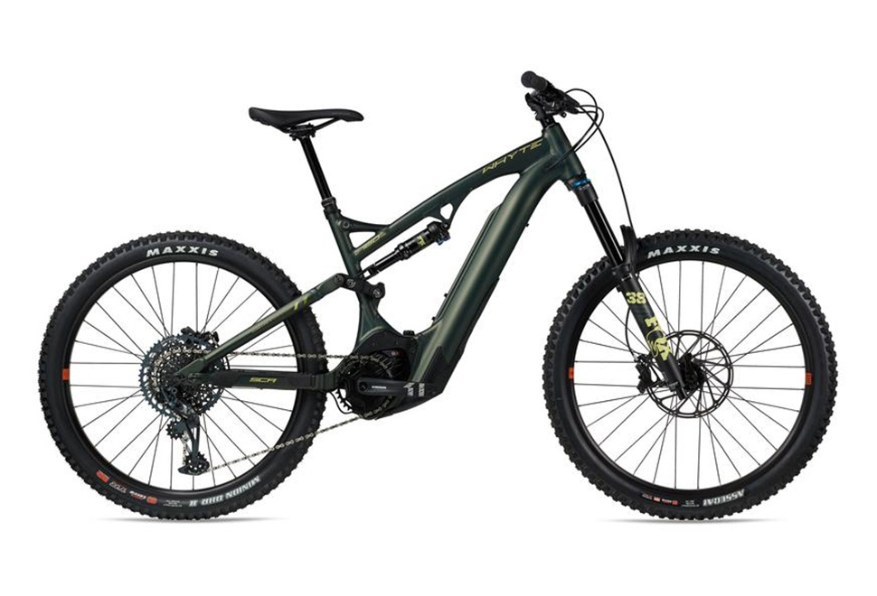 WHYTE E-160 RS (625WH / 85N) – V1 Large (Demo)