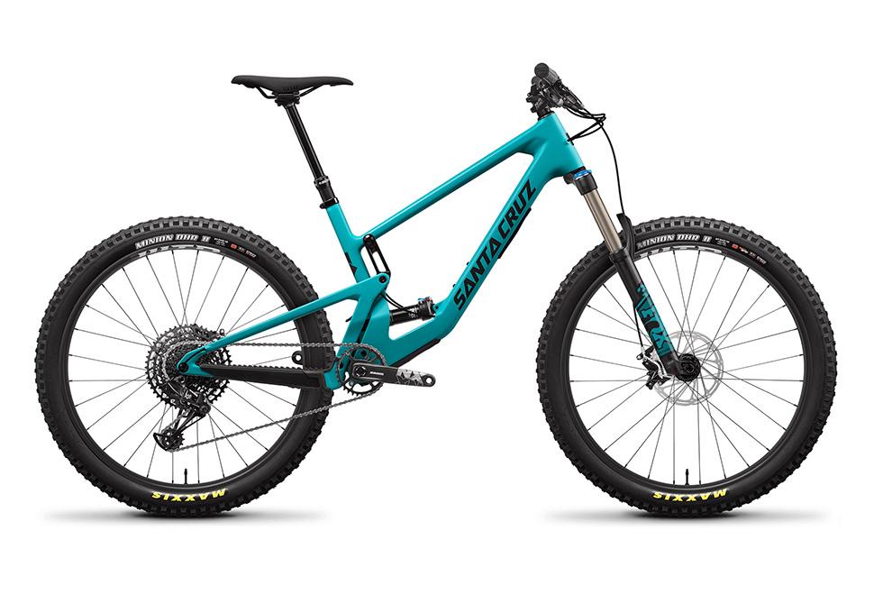 Santa Cruz 2021 5010 C27.5 R-kit LG